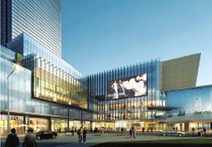 Guangzhou-Baiyun-Greenland-Center